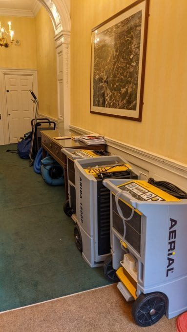 3 commercial dehumidifiers for drying a flood